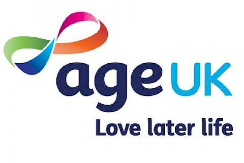 Proud Supporters of Age UK